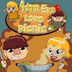 Adam Eve Love Picnic