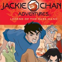 Jackie Chan Adventures Legend of the Dark Hand