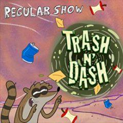 Regular Show Trash'n'dash