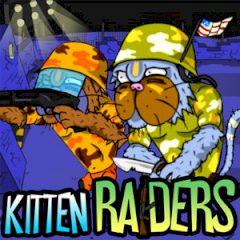 Kitten Raiders