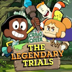 Craig of the Creek The Legendary Trials