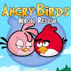 Angry Birds. Hero Rescue