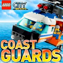 LEGO My City Coast Guard