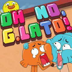 Gumball Oh no G.lato!