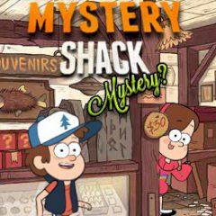 Gravity Falls Mystery Shack Mystery?