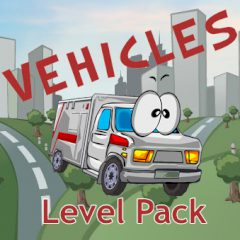 Vehicles. Level Pack
