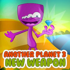 Another Planet 3 the New Weapon