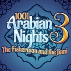 1001 Arabian Nights 3 The Fisherman and the Jinni