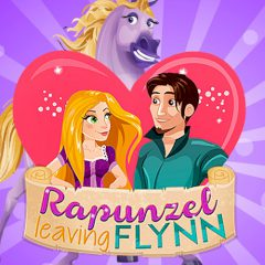 Rapunzel Leaving Flynn