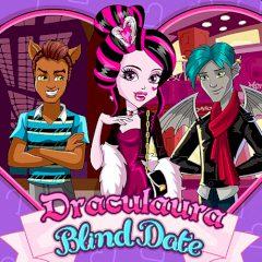 Draculaura Blind Date