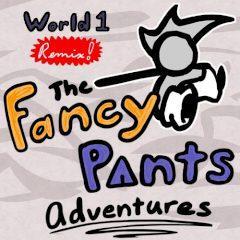 The Fancy Pants Adventure World 1 Remix!