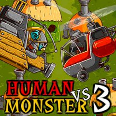 Human vs Monster 3