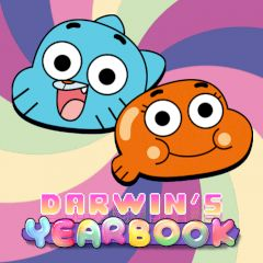 Gumball Darwin's Yearbook