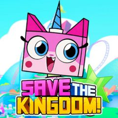 Unikitty! Save the Kingdom!