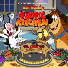 Bunnicula's Kaotic Kitchen