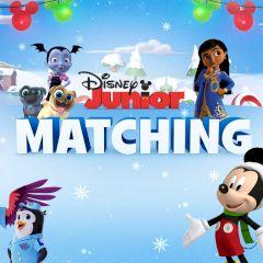 Disney Junior Matching 2