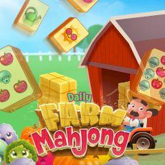 Daily Farm Mahjong
