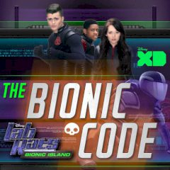 Lab Rats: The Bionic Code