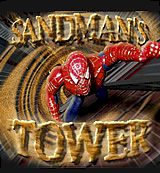 Spider-Man 3. Sandman's Tower