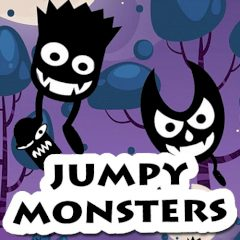 Jumpy Monsters