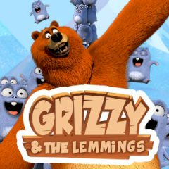 Grizzy & the Lemmings Find them all
