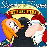 Santa's Tower. Red Beard Attack