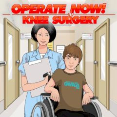 Operate now! Knee Surgery