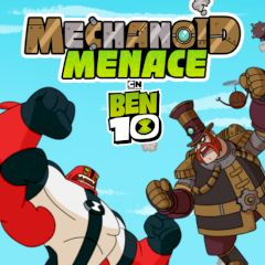 Ben 10 Mechanoid Menace
