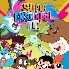 Super Disc Duel II