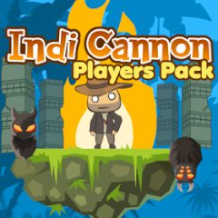 Indi Cannon. Players Pack