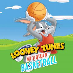 Looney Tunes Miniature Basketball