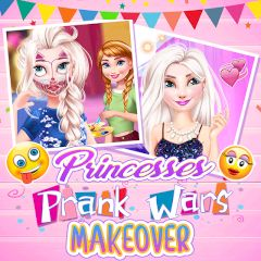 Princess Prank Wars Makeover