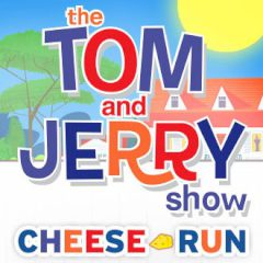 Tom and Jerry Cheese Run