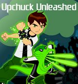 Ben 10. Upchuck Unleashed