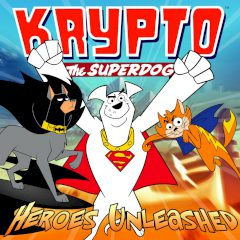 Krypto the Superdog Heroes Unleashed