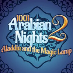 1001 Arabian Nights 2 Aladdin and the Magic Lamp