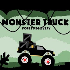 Monster Truck Forest-Delivery