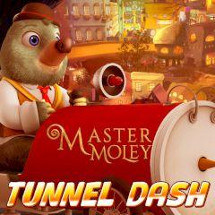 Master Moley Tunnel Dash
