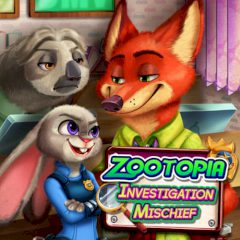 Zootopia Investigation Mischief