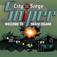 City Siege Sniper: Welcome to Snafu Island