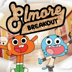 Gumball Elmore Breakout