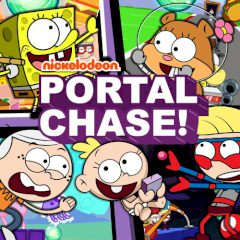 Nickelodeon Portal Chase!