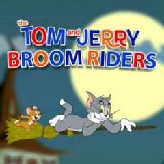The Tom and Jerry: Broom Riders