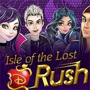 Descendants Isle of the Lost Rush