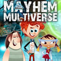 Penn Zero: Part-Time Hero Multiverse Mayhem