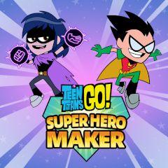 Teen Titans Go! Super Hero Maker