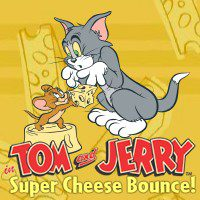 Tom and Jerry Super Cheese Bounce!
