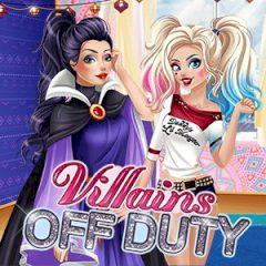 Villains off Duty