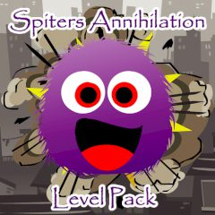 Spiters Annihilation. Level Pack
