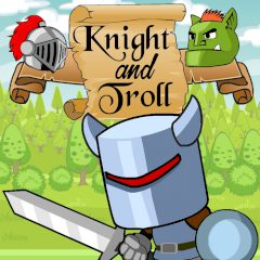 Knight and Troll
